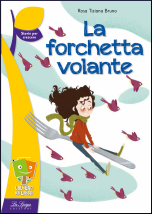 cover La forchetta volante