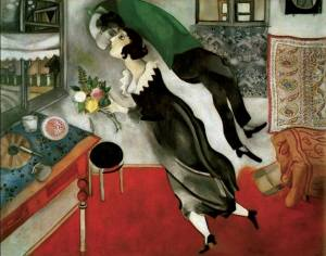 Compleanno Chagall