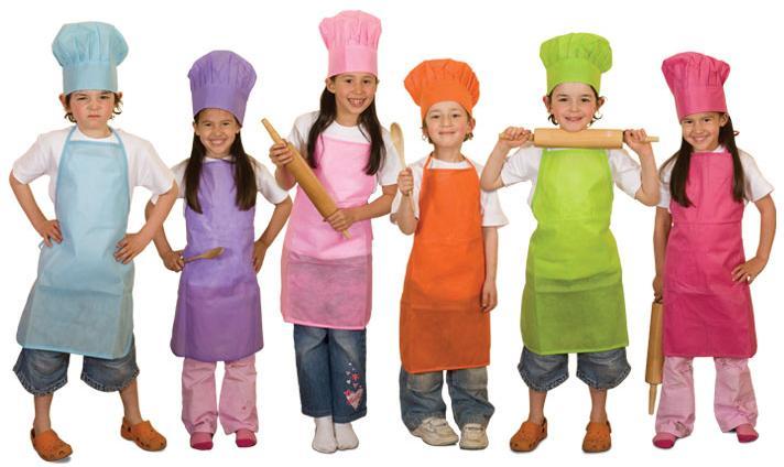 In cucina fin da piccoli impariamo con le fiabe - Bambine che cucinano ...